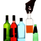 image - Bottles And Hand Square