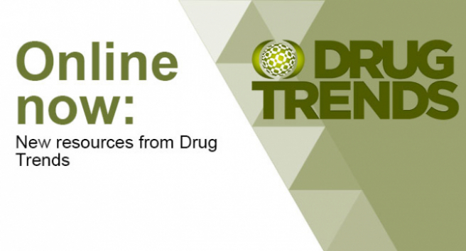 Drug Trends resources online