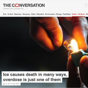 Image - Ice causes death in many ways, overdose is just one of them